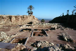 Fortress at Megiddo